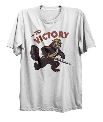 To Victory v2 World War 2 T-Shirt