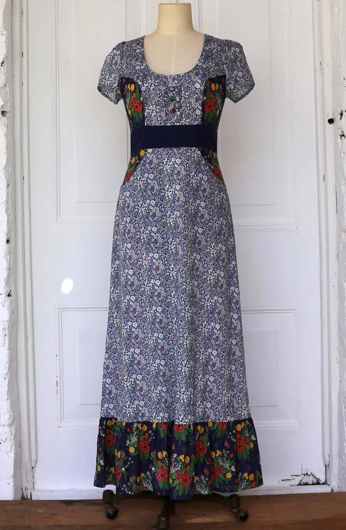 Blue Dreaming Prairie dress SOLD OUT