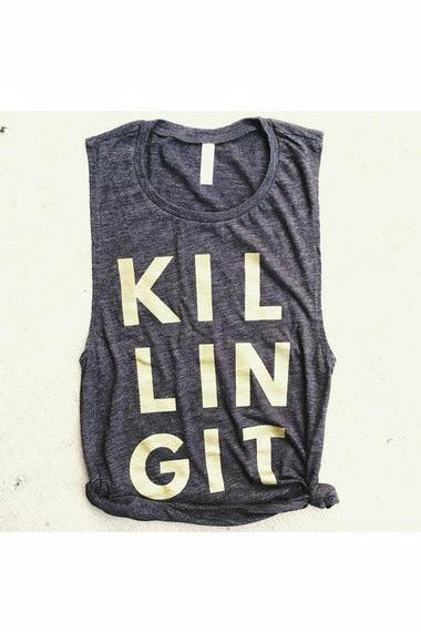 KILLING IT Muscle Tank