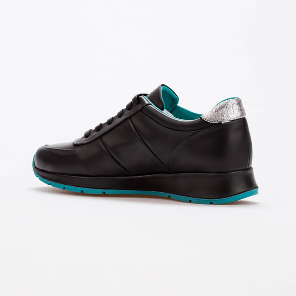 Maria – Leather Black - BUB Leather Shoes