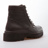 Derek - Brown - Calf Grain Leather - BUB Leather Shoes