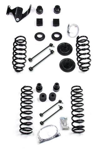 TeraFlex: JKU 4 Door 4 Base Lift Kit 07-Pres Wrangler JK Unlimited