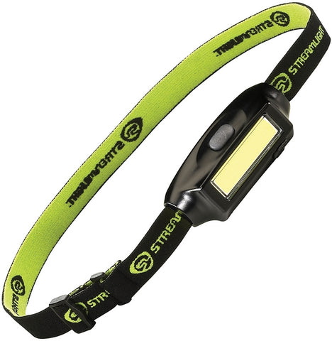 Streamlight: Bandit Black LED Headlamp