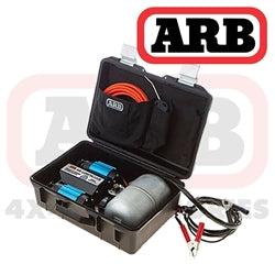 ARB: Air Compressor, 12 Volt, Twin, Portable with Carrying Case