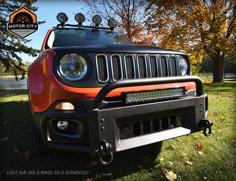 MOTOR CITY AFTERMARKET – FRONT BUMPER GUARD Jeep Renegade (2015-2018)
