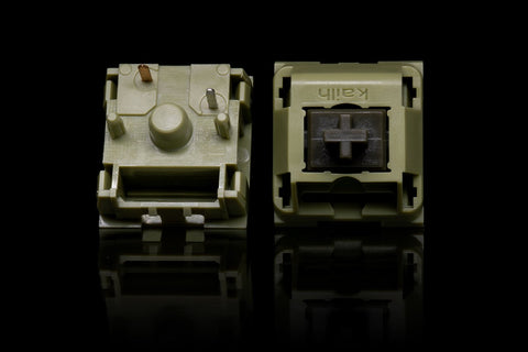 [Pre-Order] Nolive Cream Switches