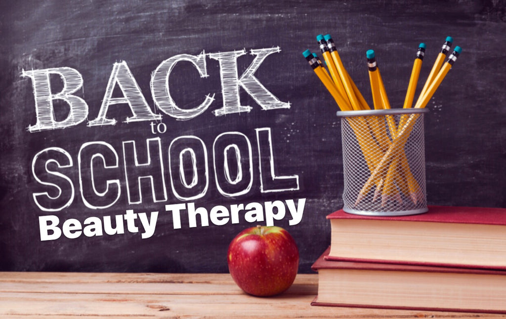 Back to School Beauty Therapy