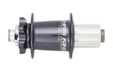 CK ISO Rear Boost 148 x 12mm 28H Pewter