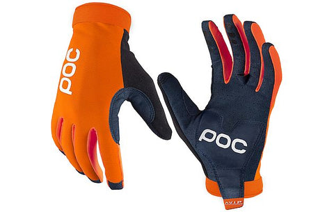 AVIP LONG GLOVE - Zink Orange
