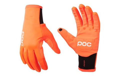 AVIP SOFTSHELL GLOVE - Zink Orange