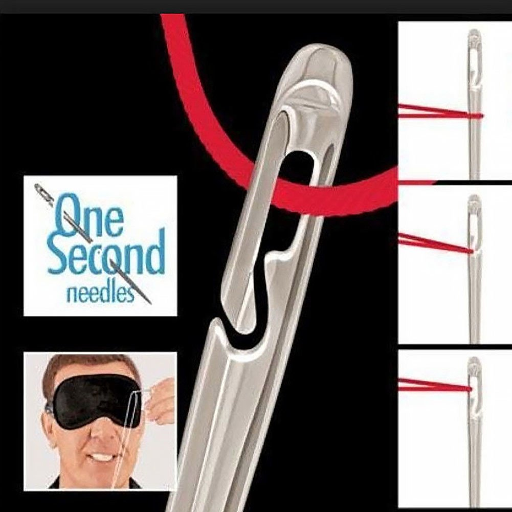 AT LEASE 50%OFF!!!   Self-Threading Needles