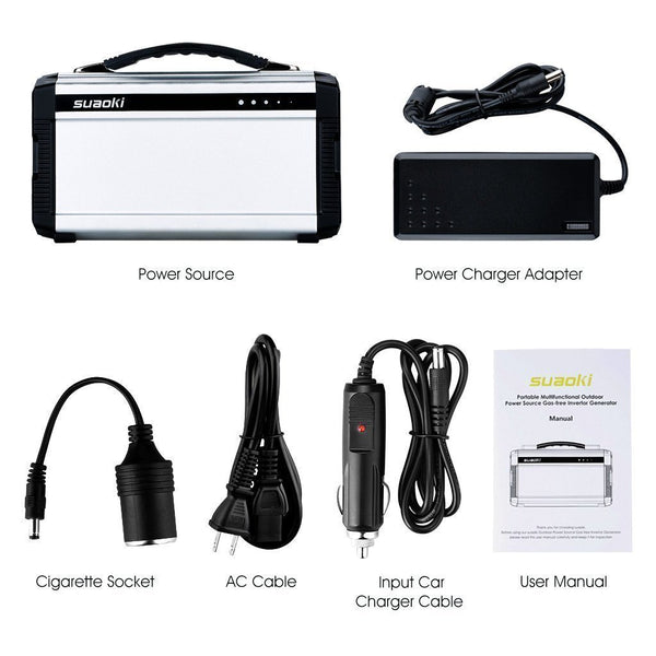 Portable Battery Pack S601