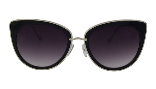Katia -  Stylish Cat Eye Sunglasses