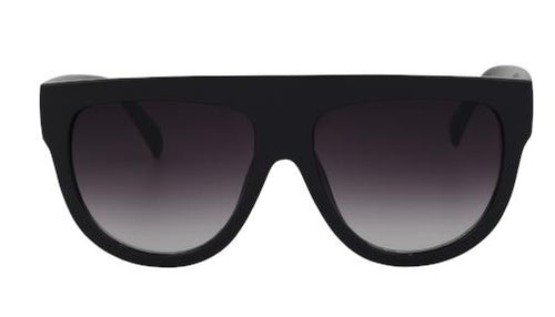Alexia Aviator Sunglasses Black