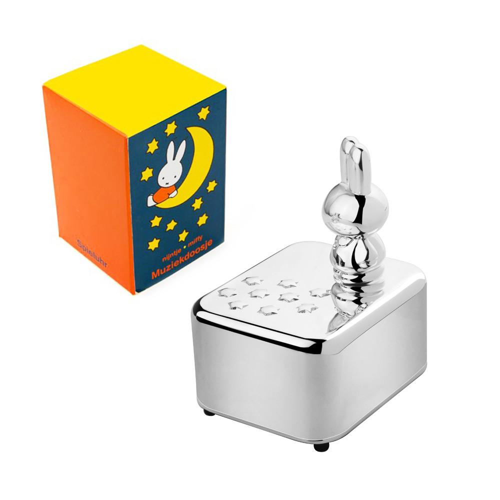 Miffy Club - Music Box - Miffy Zilverstad⎪Etiquette Clothiers