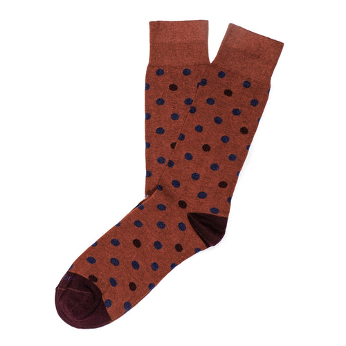 Mix Polka Men's Socks
