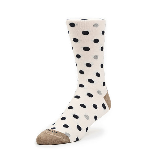 Mix Polka Men's Socks  - Alt view