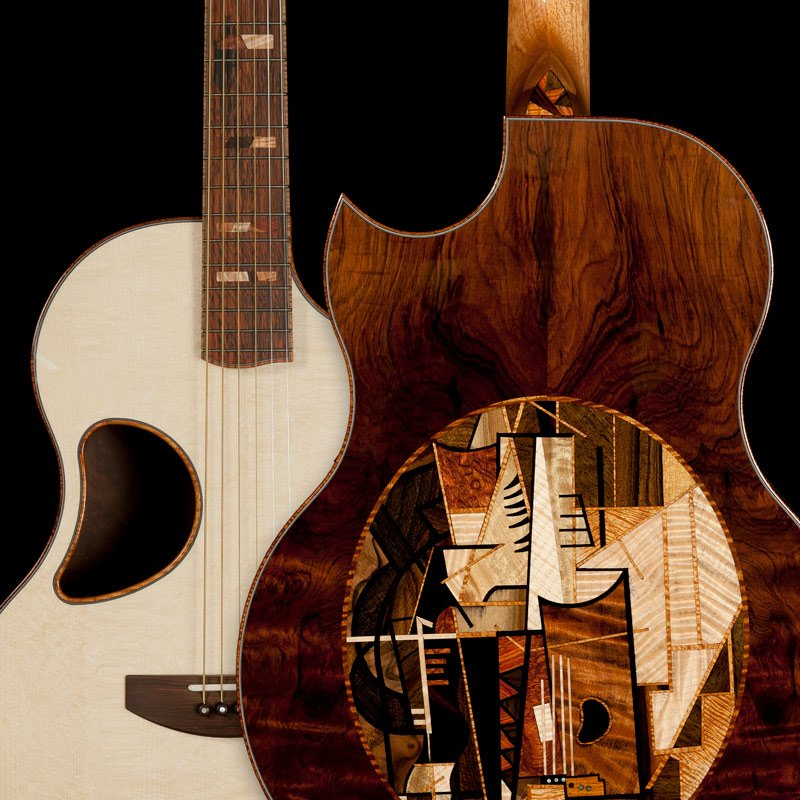 McPherson Guitars - Replacing Tradition with Precision