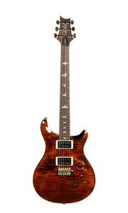 Paul Reed Smith Custom 24 10 Top Flamed Maple Orange Tiger Pattern Regular 2017 - Paul Reed Smith Guitars - Heartbreaker Guitars