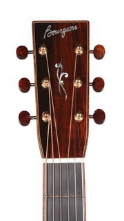 Bourgeois DB Signature 00 Master Grade Brazilian Rosewood with Vine Inlay - Bourgeois Guitars - Heartbreaker Guitars