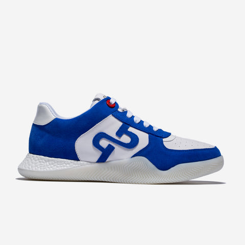 Lace-Up Sneakers Blue - Top Sneakers - OPP Official Store (OPP France)