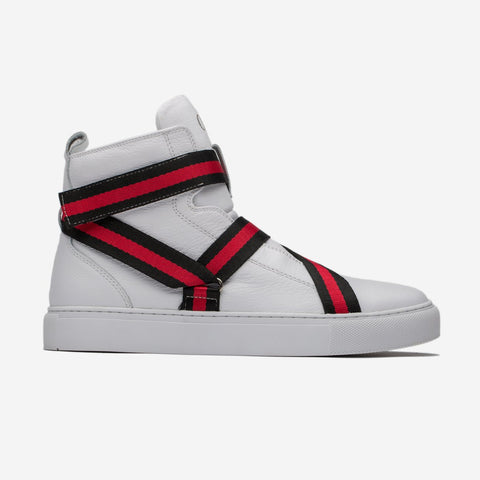 Men High-Top Shoes White - Top High-top Shoes - OPP Official Store (OPP France)