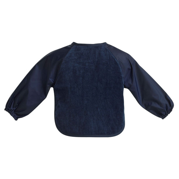 Sleeved Wonderbib Navy Blue