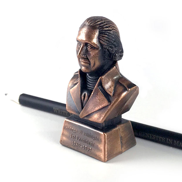 The George Washington Pencil Sharpener