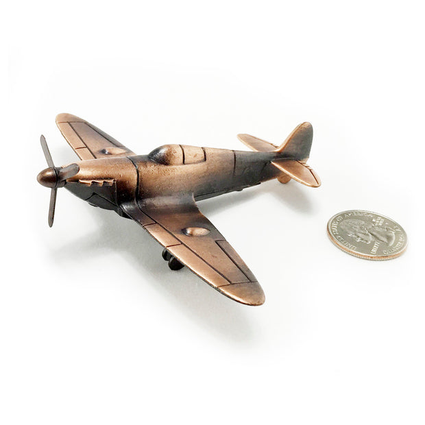 The Spitfire Vintage Style Pencil Sharpener