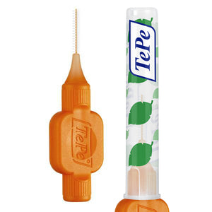 Cepillo Interdental TePe Naranja Periodoncia Experto Dental
