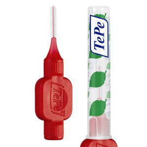 Cepillo Interdental TePe Rojo Periodoncia Experto Dental