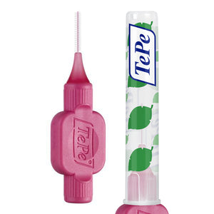 Cepillo Interdental TePe Rosa Periodoncia Experto Dental