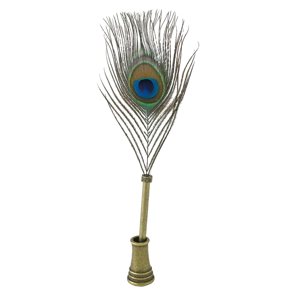 Quill Pen & Stand Peacock | City Mercantile