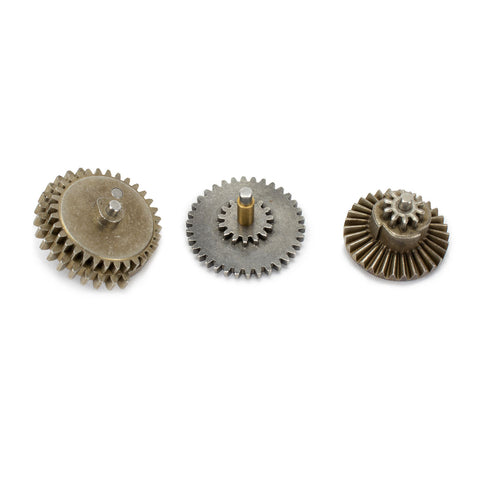 Rocket Airsoft SHS Double Sector Gear CNC Steel for Airsoft AEG