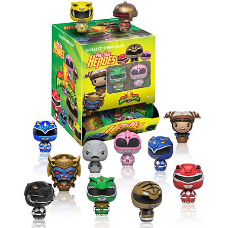 Funko - Pint Size Heroes - Mighty Morphing Power Rangers (Walmart Exclusives) - Gloriously Geek