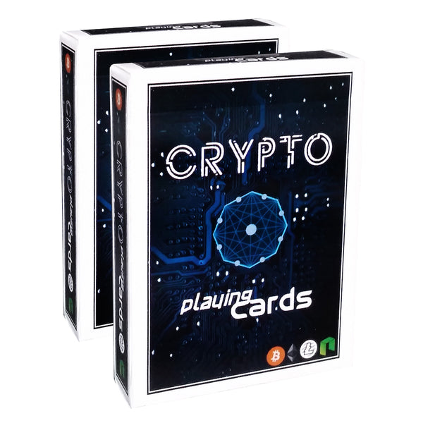 Crypto Playing Cards