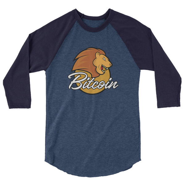 Bitcoin All Star Raglan