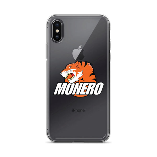 Monero All Star iPhone Case