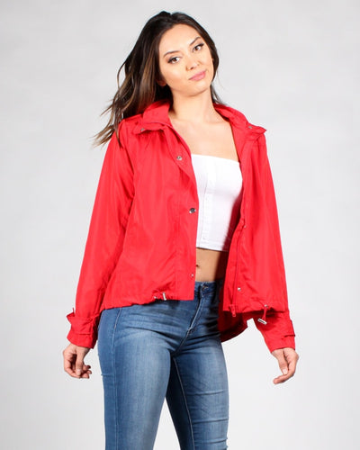 Create Your Sunshine Windbreaker Jacket Outerwear