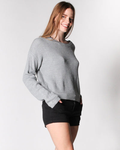 The Knit Tease Sweater Tops