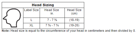 Lincoln Beanie Measurements