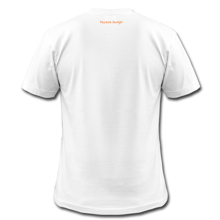 Men's  Jersey T-Shirt - Done - white