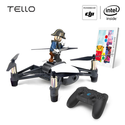 DJI Tello Camera Drone Ryze Tello with Coding Education 720P HD Transmission Quadcopter FVR Helicopter