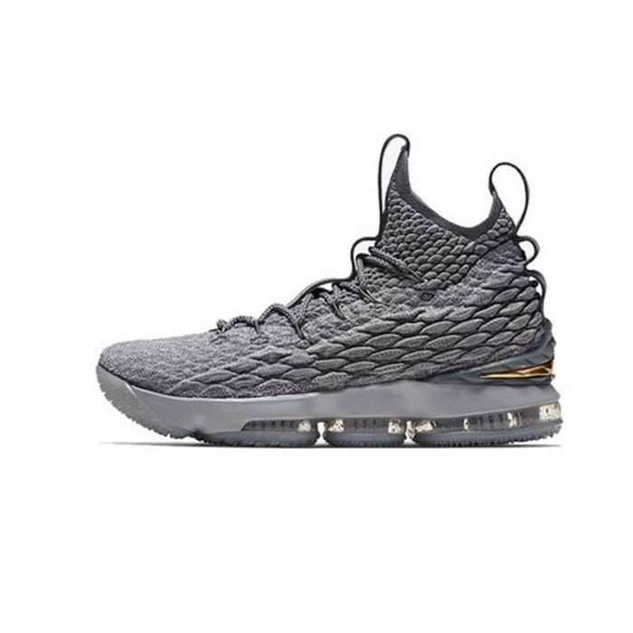 Nike LEBRON XV EP Men Original Authentic Comfortable Basketball Shoes Breathable Sneakers Outdoor Sport Shoes  #AQ2364-100