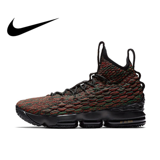 Original Authentic Nike LEBRON XV LMTD EP Mens Shoes Sneakers Medium Cut AA3857 Outdoor Walking Jogging Athletic Breathable