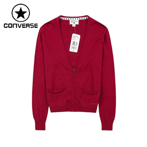 Original   Converse Women's Knitted Jacket Sportswear