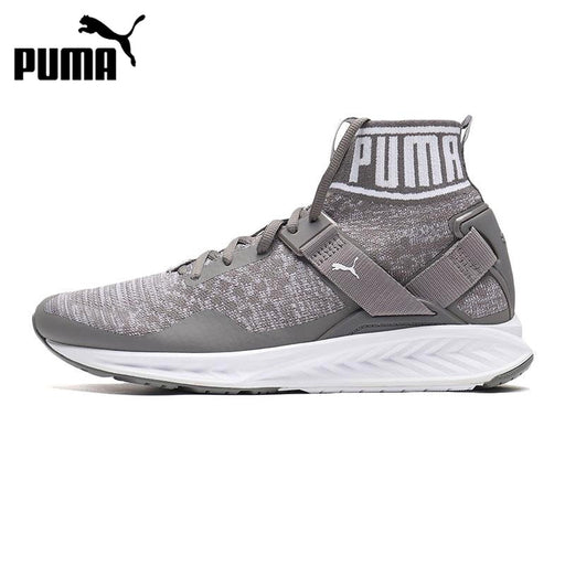 Original New Arrival 2019 PUMA IGNITE evoKNIT Unisex  Running Shoes Sneakers