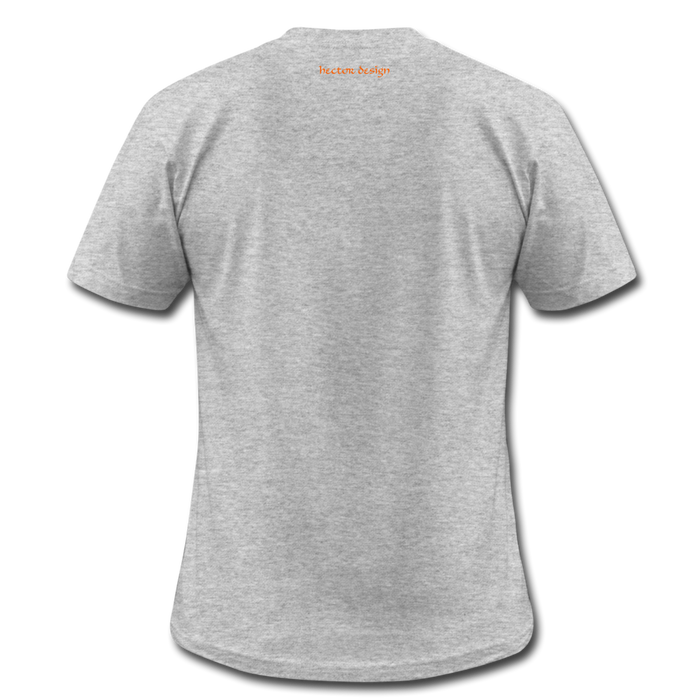 Men's  Jersey T-Shirt - Done - heather gray