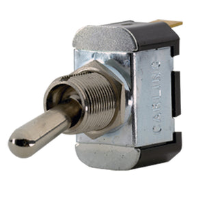 Paneltronics SP Programmable OFF-ON-ON Metal Bat Toggle Switch [001-015]