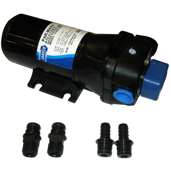 Jabsco PAR-Max 4 High Pressure Water Pump - 4 Outlet [31620-0092]